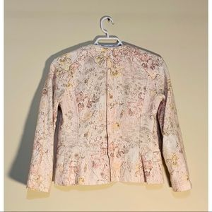 Wilfred Jackets & Coats - Wilfred Floral Blazer, 100% Linen